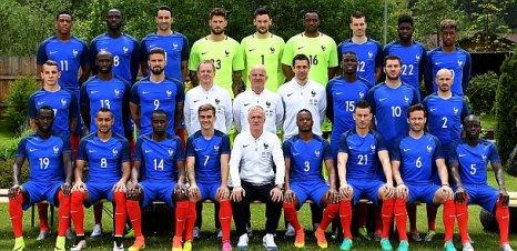 Frankreich Wm Kader